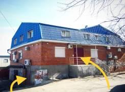 Просторное помещение 1этаж+цоколь. 224кв.м., проспект Красного Знамени 111а, р-н Третья рабочая. Дом снаружи