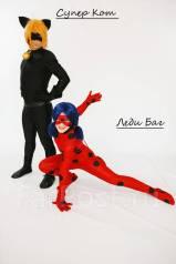 Леди Баг и Супер Кот на детский праздник
