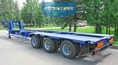 Atlant 943835. Новый полуприцеп контейнеровоз 943835 модель для тягача 6х6, 30 000 кг. Под заказ