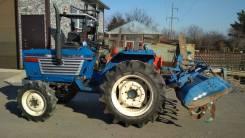 Iseki. Трактор