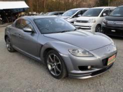 Mazda RX-8. механика, задний, бензин, б/п, нет птс. Под заказ