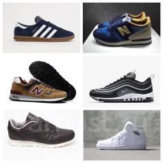 Продажа кроссовок , ботинок и кед.