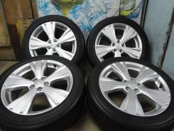 """Продам Отличные Стильные Редкие колёса Subaru Exiga+Лето 215/50R17. 7.0x17"""" 5x100.00 ET55"""