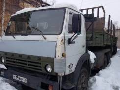 КамАЗ 5410. Продам седельный тягач Камаз 5410 и полуприцеп ОдАЗ 9370, 10 850куб. см., 20 000кг.