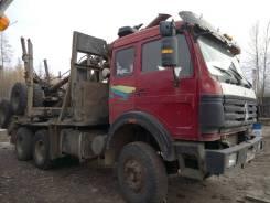 North Benz. Продается лесовоз НОРД БЕНЦ, 110 000 куб. см., 10 т и больше