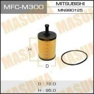 Масляный фильтр MASUMA LHD MITSUBISHI/ GRANDIS/ NA8W MFC-M300