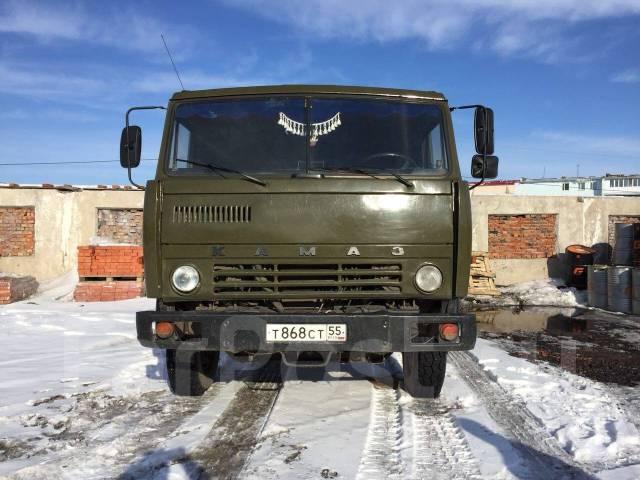 КамАЗ 55111. , 10 000 куб. см., 5-10 т