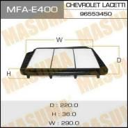 Воздушный фильтр A0438 MASUMA LHD CHEVROLET/ LACETTI/ V1400, V1600, V1800 03- (1/40) MFA-E400