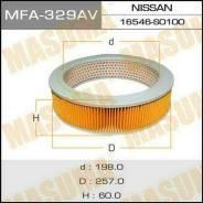 Воздушный фильтр A-206AV MASUMA (1/20) MFA-329