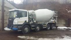 Scania. Автобетоносмеситель P400CB8X4ESZ, 12 740куб. см., 24 000кг. Под заказ