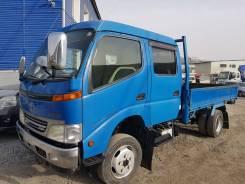 Toyota Dyna. ДЮНА 4WD МОСТ Б/П по России, 4 600куб. см., 2 500кг., 4x4