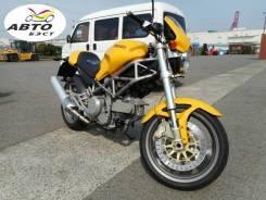 Ducati Monster 400. 400куб. см., исправен, птс, без пробега
