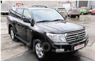 Toyota Land Cruiser. 200, 1VD