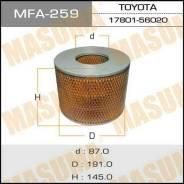 Воздушный фильтр A-136 MASUMA, аналог A-120 (1/12) MFA-259
