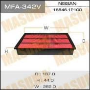 Воздушный фильтр AN-219V MASUMA (1/40) MFA-342