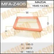 Воздушный фильтр MASUMA MAZDA/ MAZDA2 07- (1/20) MFA-Z406