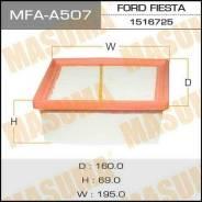 Воздушный фильтр A4507 MASUMA LHD FORD/ FIESTA/ V1200,V1400,V1600 08- (1/20) MFA-A507
