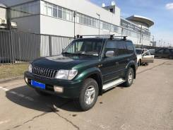 Toyota Land Cruiser Prado. автомат, 4wd, 3.0 (163 л.с.), дизель, 300 000 тыс. км