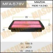 Воздушный фильтр A-455 MASUMA (1/40) MFA-578