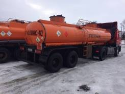 Нефаз. Полуприцеп цистерна 16690л под ГСМ, 16 690 кг.