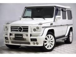 Mercedes-Benz G-Class. автомат, 4wd, 5.5, бензин, 51 800тыс. км, б/п, нет птс. Под заказ