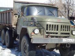 ЗИЛ 131. Зил-131 дизель-самосвал 1990г. в. в Омске, 4 750куб. см., 5 000кг.