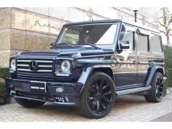 Mercedes-Benz G-Class. автомат, 4wd, 5.5, бензин, 67 599тыс. км, б/п, нет птс. Под заказ