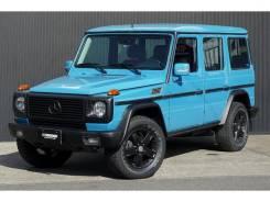 Mercedes-Benz G-Class. автомат, 4wd, 5.0, бензин, 43 500тыс. км, б/п, нет птс. Под заказ