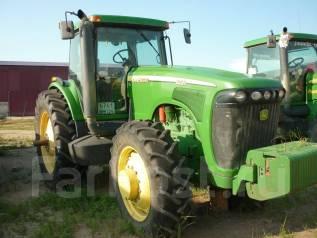 John Deere. Трактор 8220, 305 л.с.