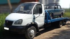 ГАЗ 3310. Эвакуатор ГАЗ-33104 Валдай, 4 750 куб. см., 3 500 кг.