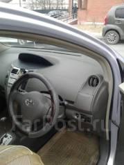 Toyota Vitz. вариатор, передний, 1.3 (87 л.с.), бензин, 150 тыс. км