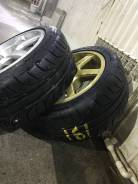 Bridgestone Potenza RE-01R. Летние, 2011 год, 5%, 4 шт