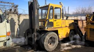 Львовский погрузчик. вилочный дизельный 5 тонн, 5 000 кг.