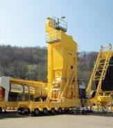 Ermont. Мобильный асфальто-бетонный завод Marini- Roadbatch RB160. Под заказ