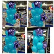 Гелиевые шары, Фольгированные шары