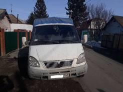 ГАЗ 3302. Продаётся Газель 3302, 2 400куб. см., 1 500кг., 4x2