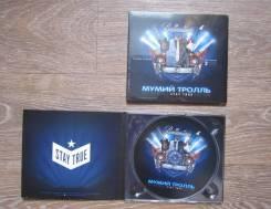 Диски музыкальные, формат Audio CD, группы Мумий Тролль, новые