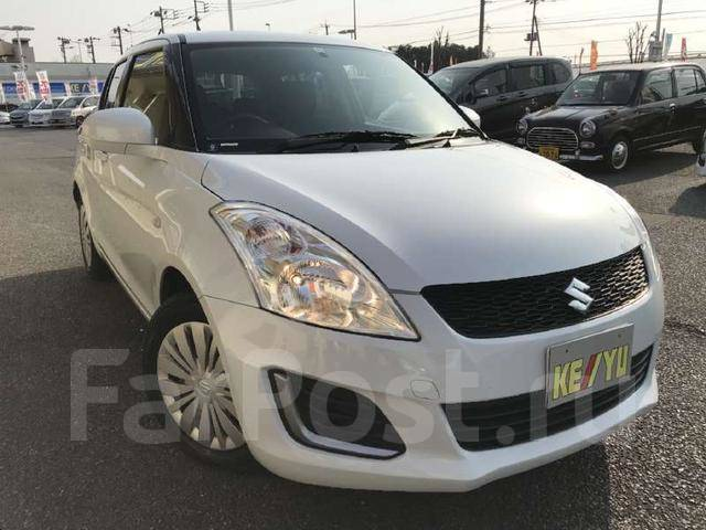 Suzuki Swift. автомат, передний, 1.2, бензин, 27 000 тыс. км, б/п. Под заказ