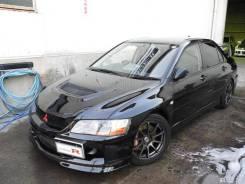 Mitsubishi Lancer Evolution. механика, 4wd, 2.0, бензин, 104 000тыс. км, б/п, нет птс. Под заказ