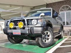 Mitsubishi Pajero. механика, 4wd, 2.5, дизель, 59 600тыс. км, б/п, нет птс. Под заказ