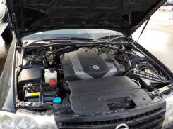 Nissan Gloria. HY34, VQ30 DET