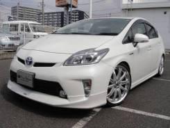 Обвес кузова аэродинамический. Toyota Prius, ZVW30, ZVW30L Двигатель 2ZRFXE
