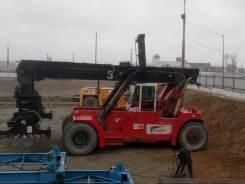 CVS Ferrari. Контейнерный перегружатель Ferrari, 11 800 куб. см., 45 000 кг.