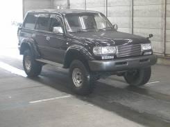 Toyota Land Cruiser. автомат, 4wd, 4.2 (170л.с.), дизель, 169тыс. км, б/п, нет птс. Под заказ