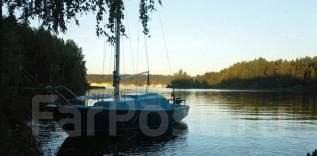 Парусная яхта Нефрит. Длина 7,40м., 1980 год год. Под заказ