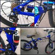 """Горный велосипед Новый! Begasso 24"""" 130-190 см Бесплатная доставка"""