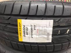 Dunlop Direzza DZ102. Летние, 2017 год, без износа, 4 шт