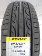 Dunlop SP Sport LM704. Летние, 2017 год, без износа, 2 шт