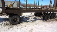 МордовАгроМаш ПТС-12. Продается прицеп ПТС-12, 20 000 кг.