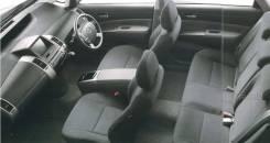 Интерьер. Toyota Prius, NHW20